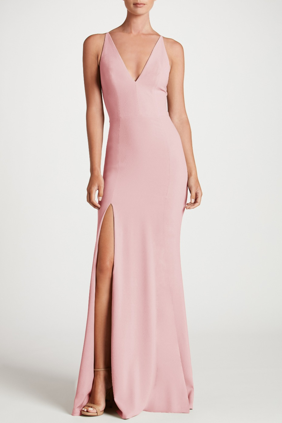 dress-the-population-iris-crepe-side-slit-gown-in