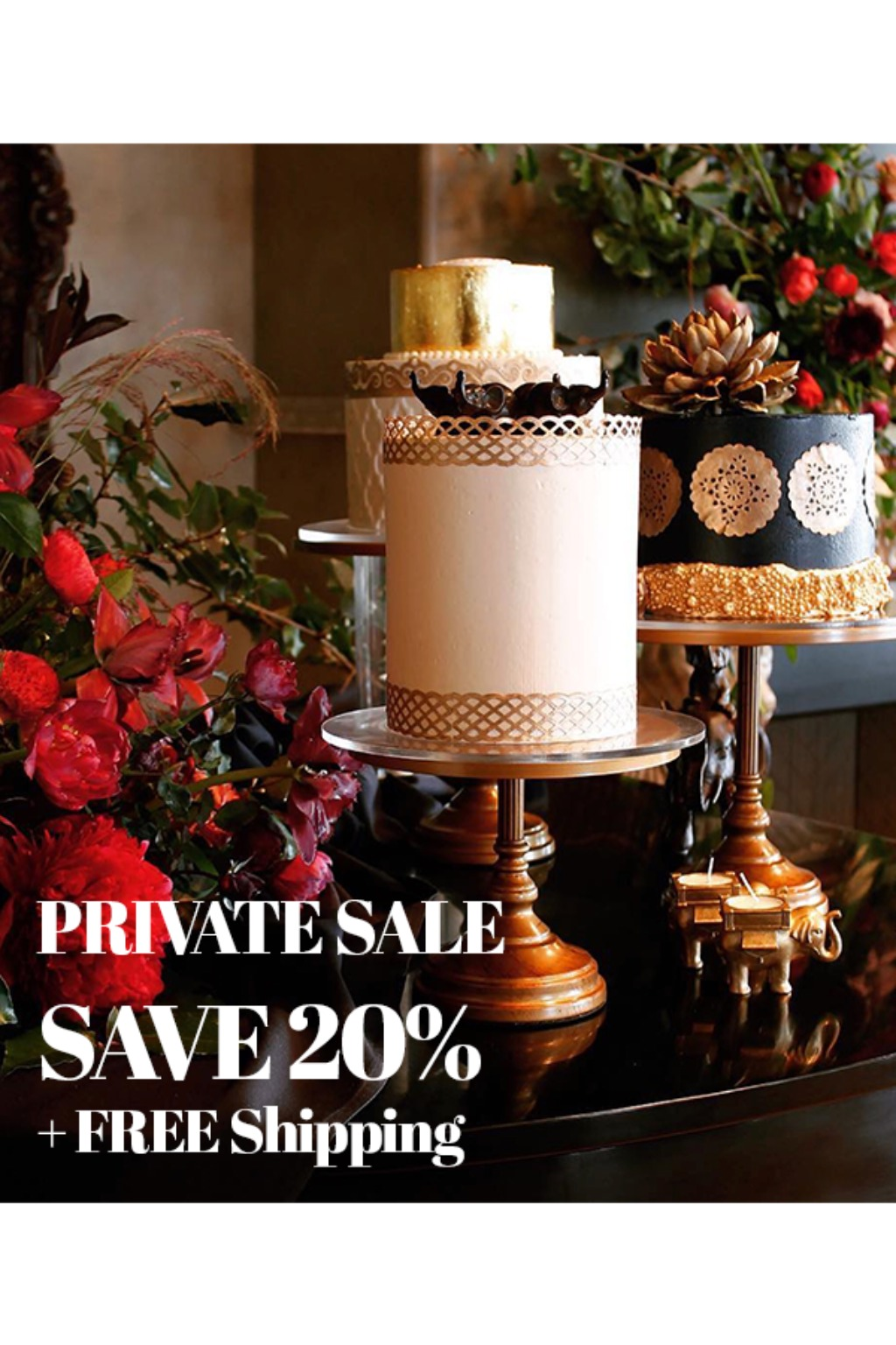 Opulent Treasures Private Sale Event + FREE Shipping