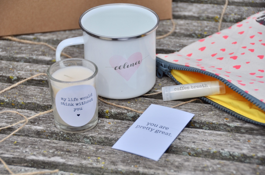 Adorable gift sets for everyone in your wedding party and beyond! Find these personalized treasures at www.inktandco.com