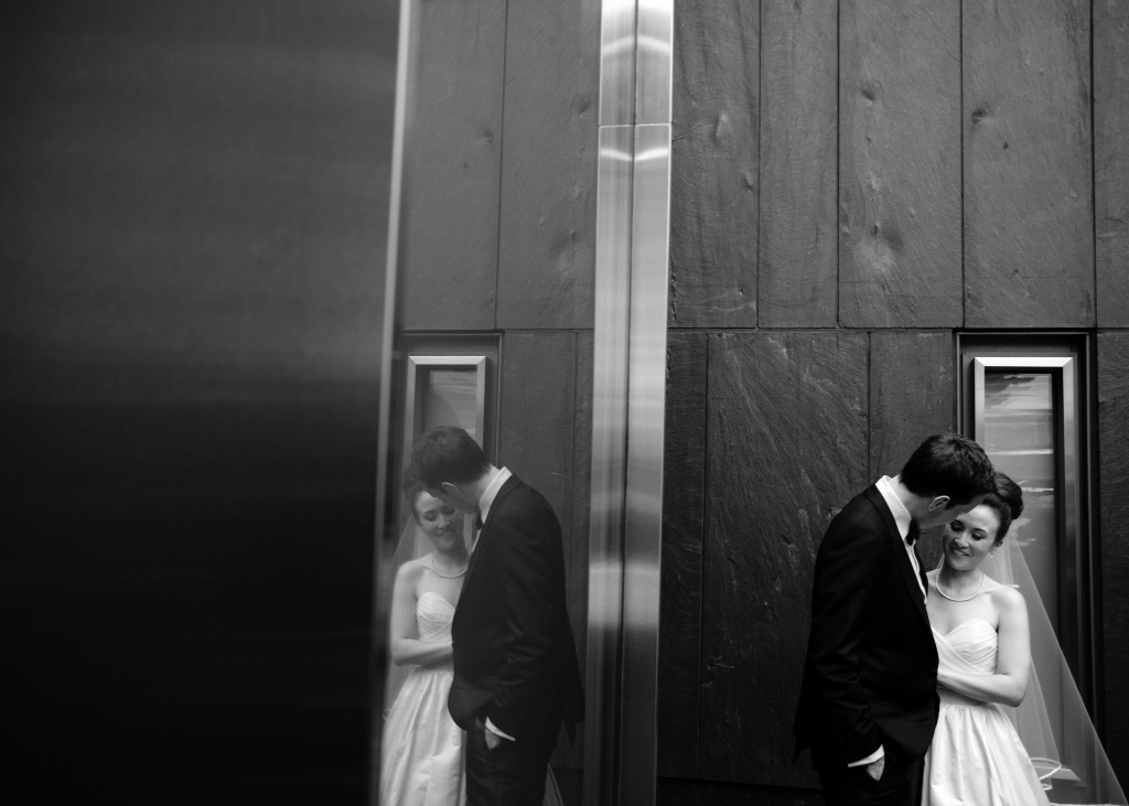 LAURA + TOM'S TORONTO WEDDING