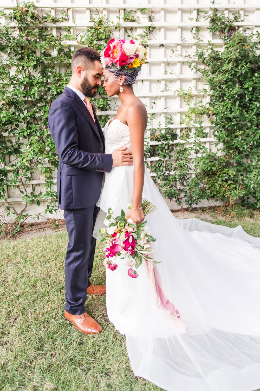 How To Have A Bright And Funky Wedding This Summer