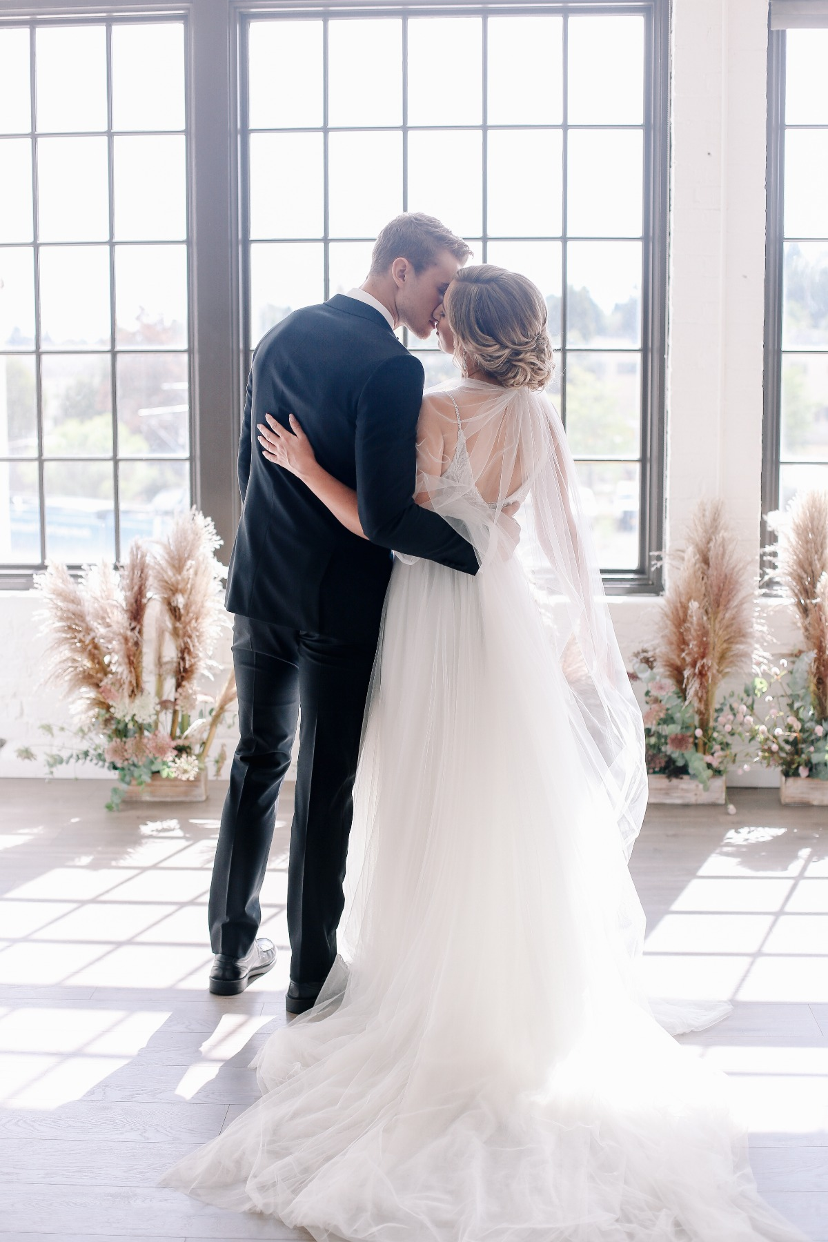Chic fall wedding inspiration