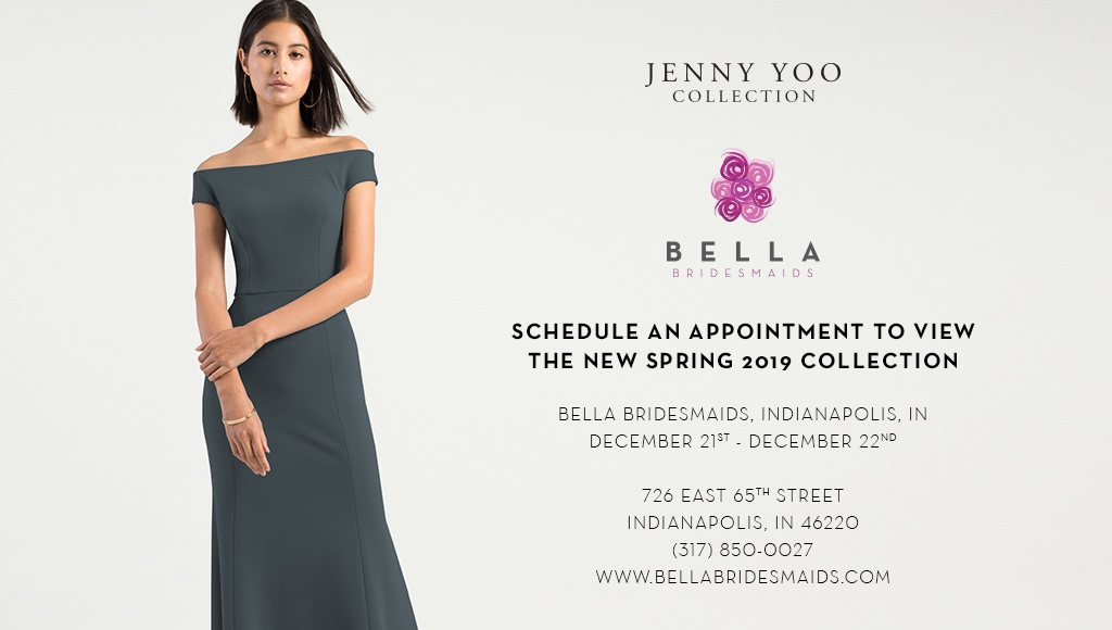 Jenny Yoo Collection Trunk Show