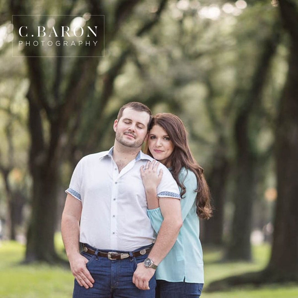 We had such a great time photographing Camille and Kevin's engagement session! We love getting to know our couples before the big day