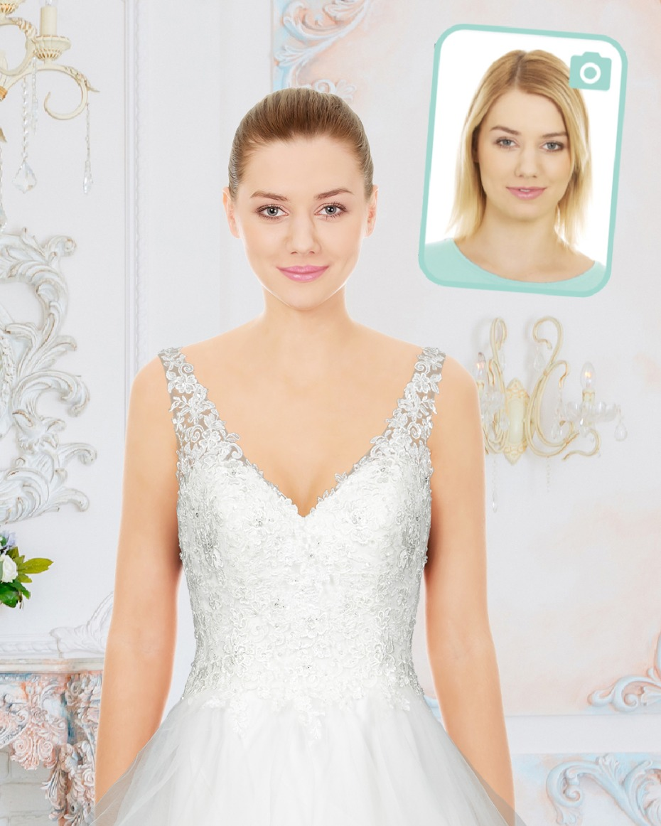 Enter to Win a Free Wedding Dress by Trying this NEW App