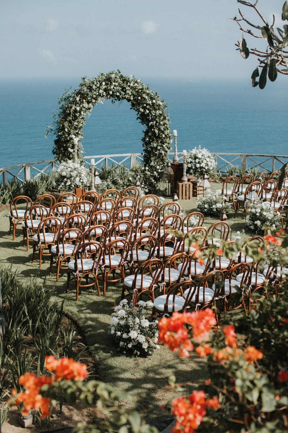 dream wedding in Bali