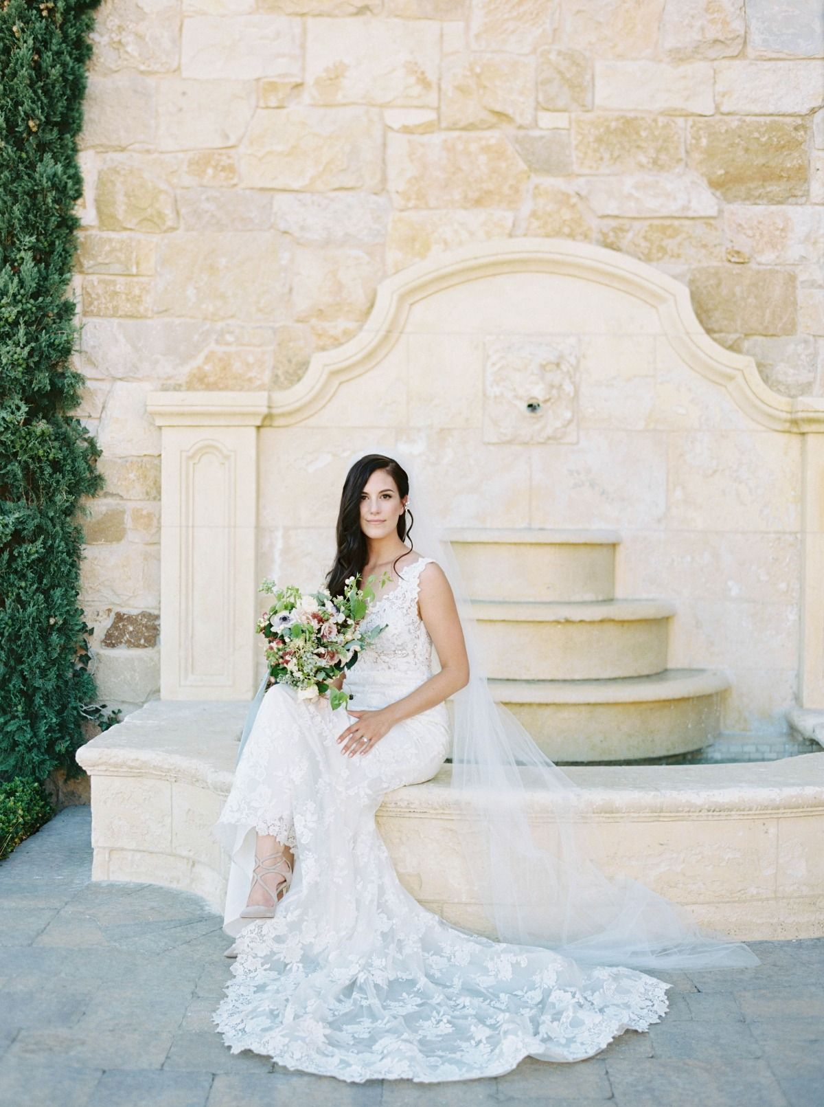 wedding style for your glam California wedding