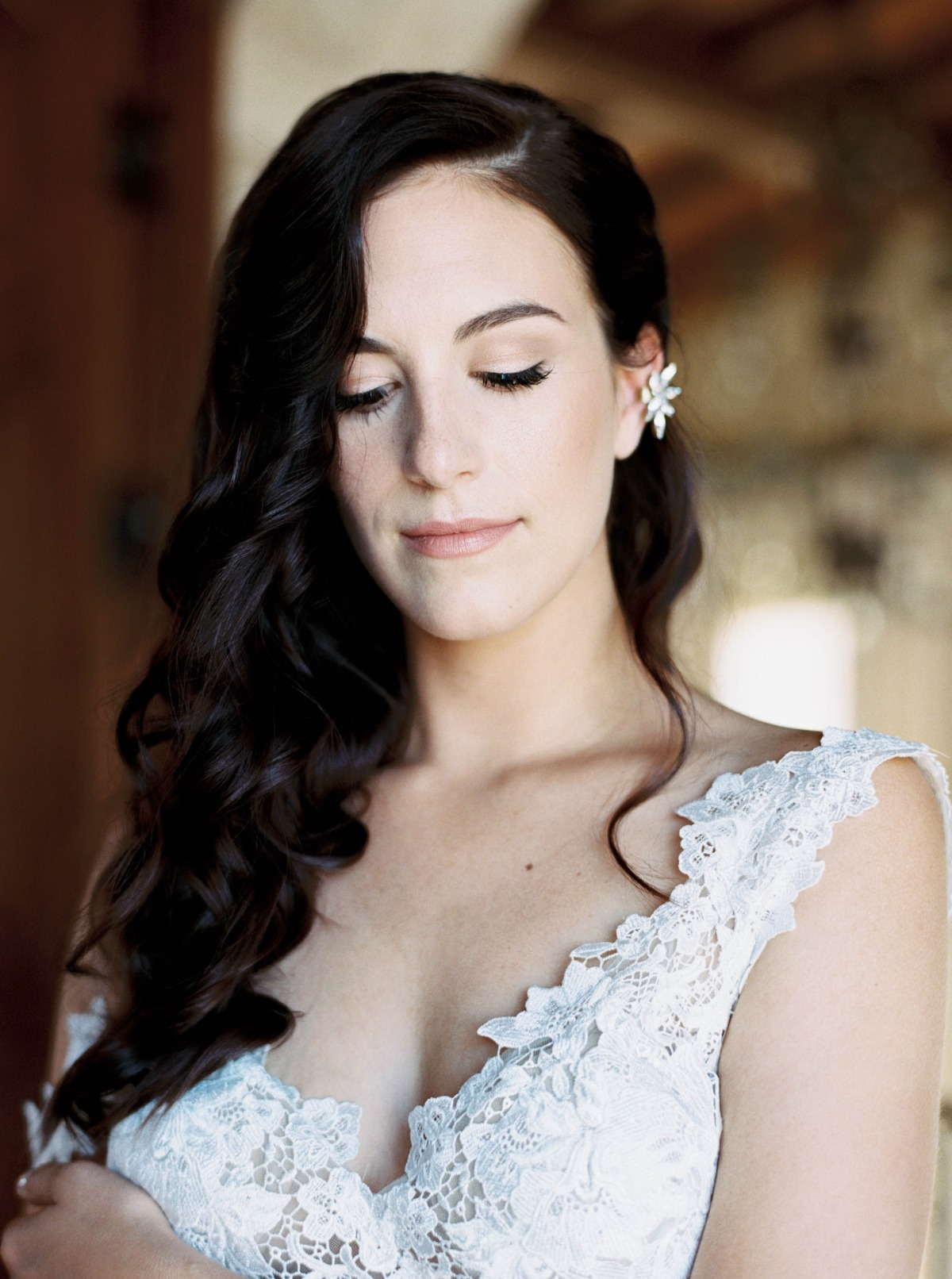 bridal makeup and wedding hair ideas