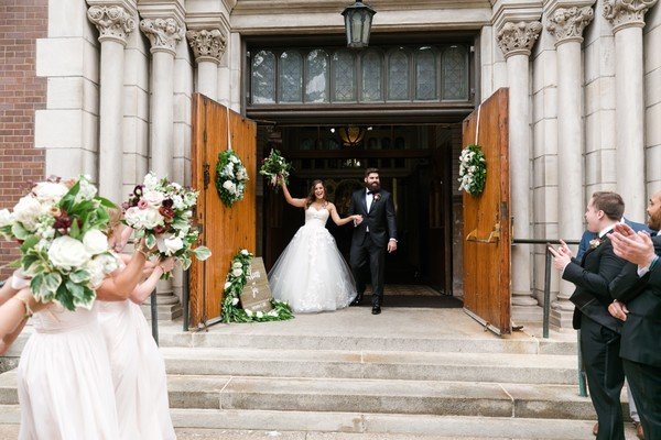 A Classic Chicago Wedding With A Modern Edge