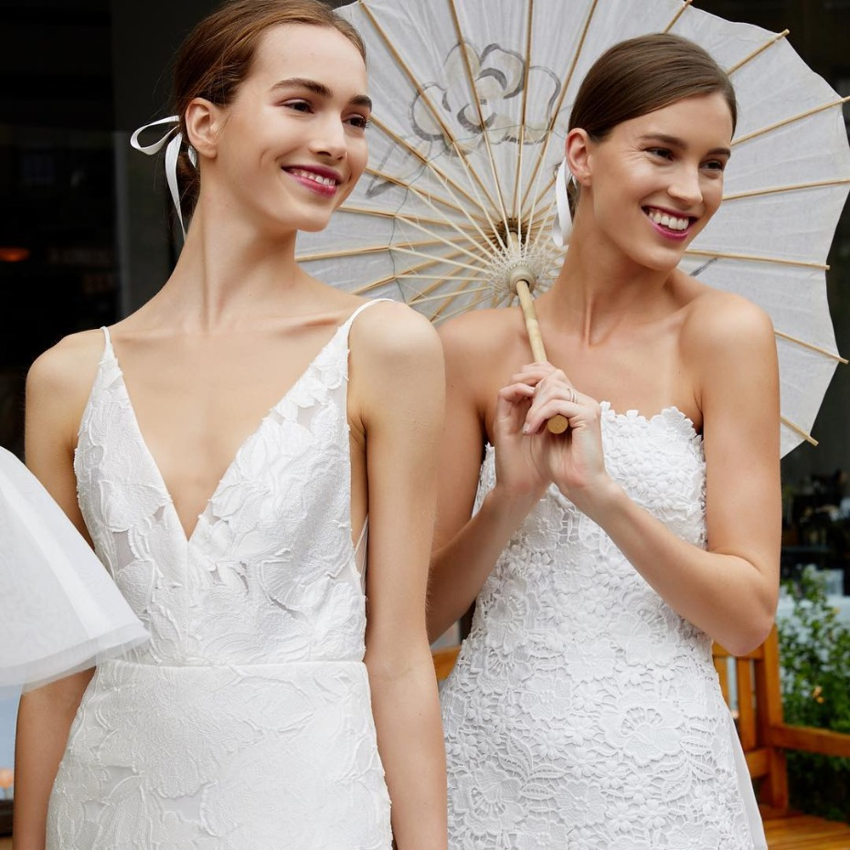 Lela Rose Bridal Fall 2019 Bridal