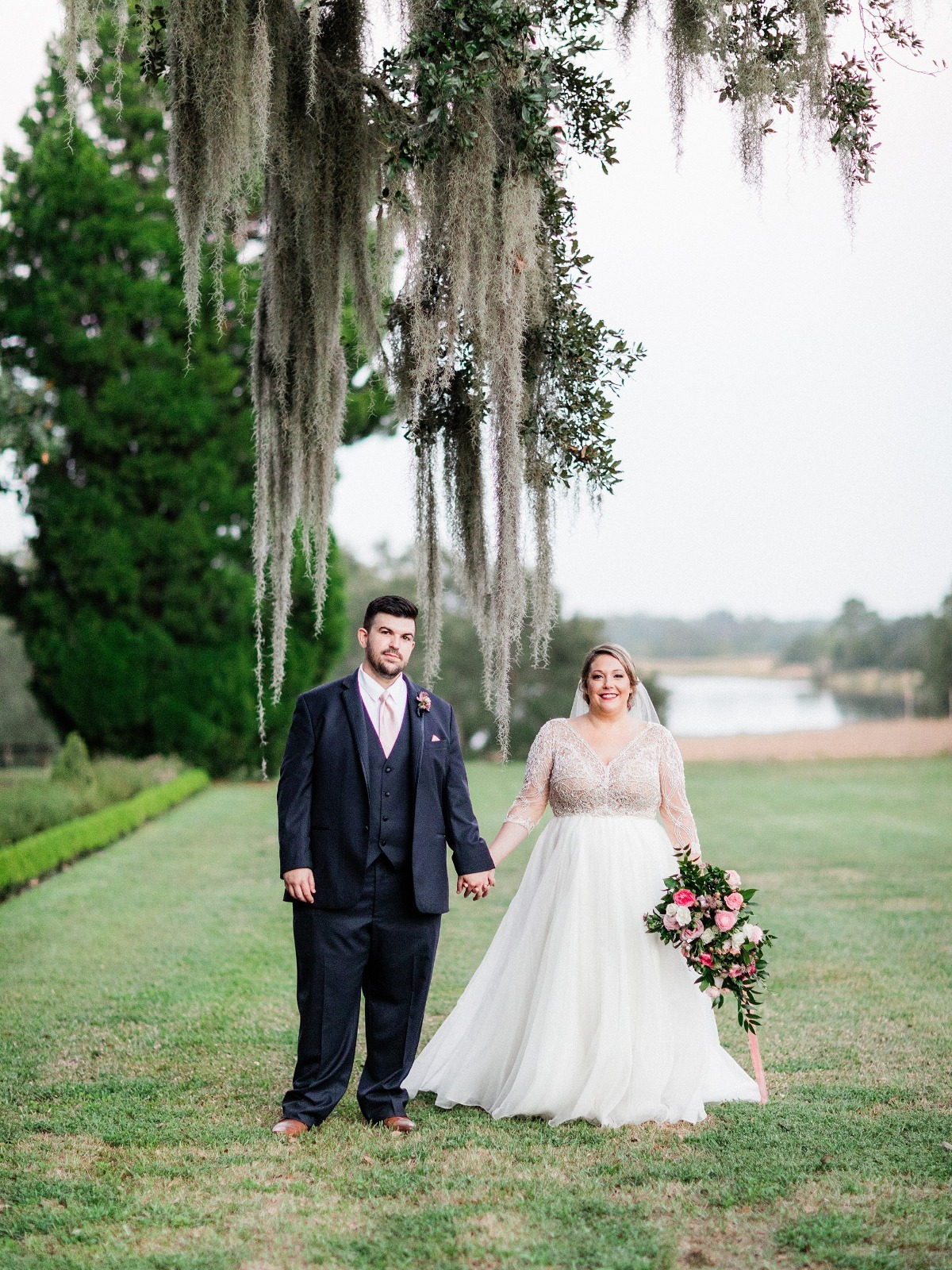 Southern chic wedding at Middleton Place Weddings