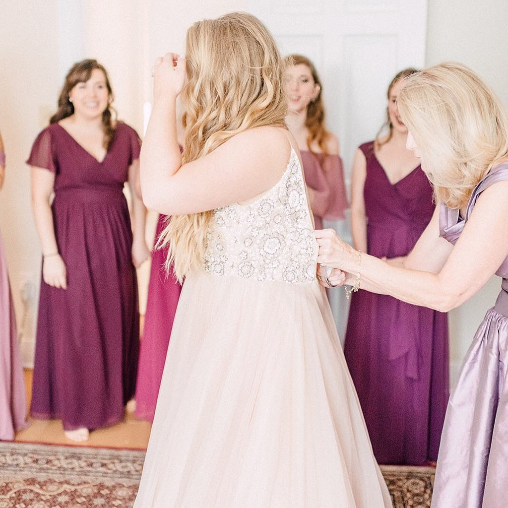 Here's to the dress zippers, the day planners, the tear wipers, and the love givers.💞