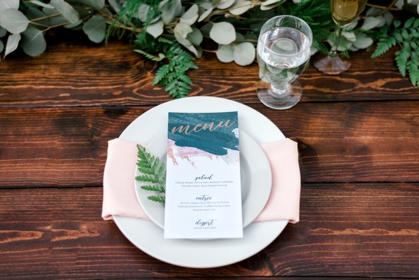 How To Have Fun With Metallics On Your Wedding Day
