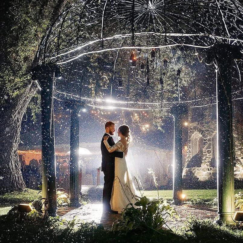 If you're worried about rain on your #weddingday then