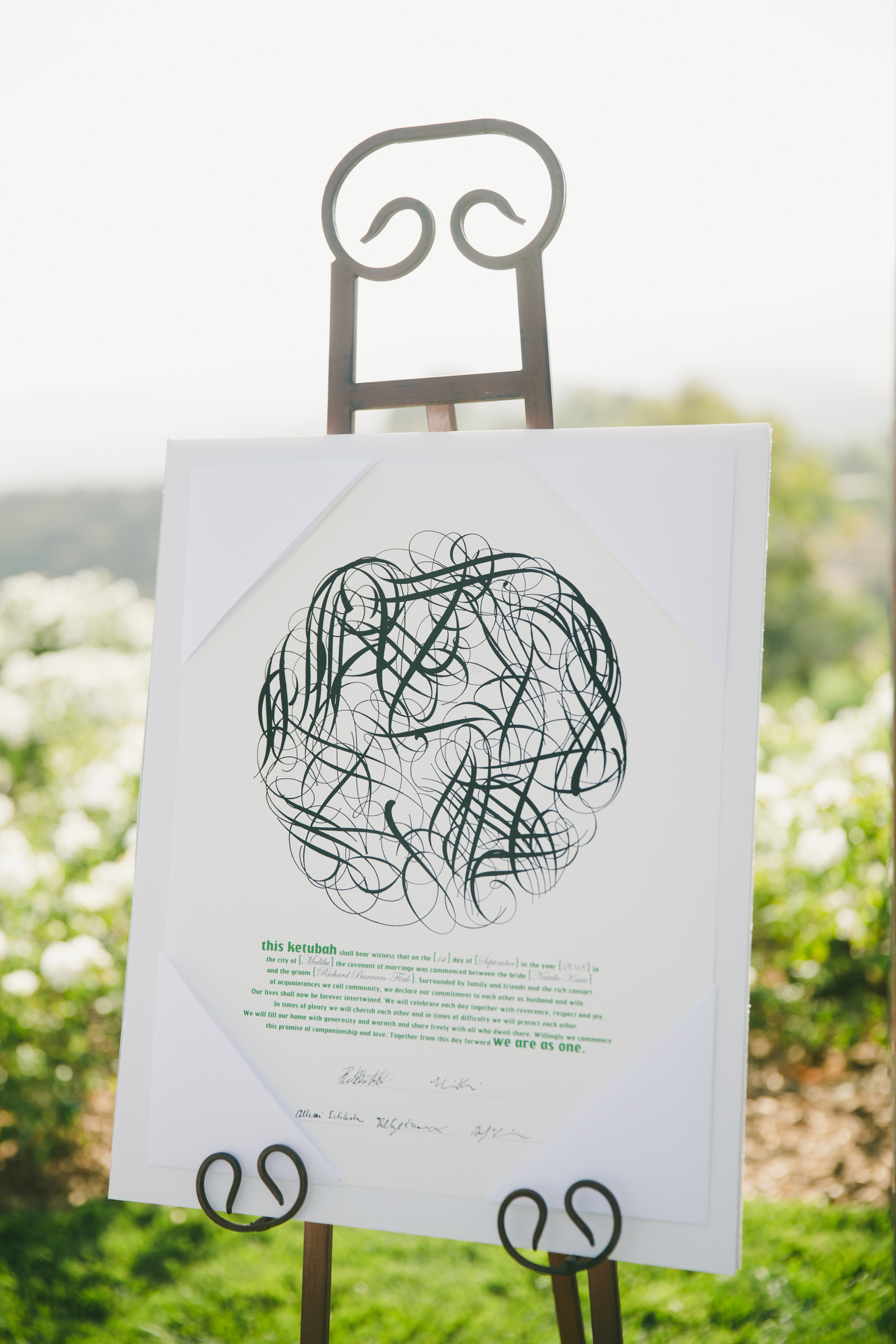 wedding Ketubah