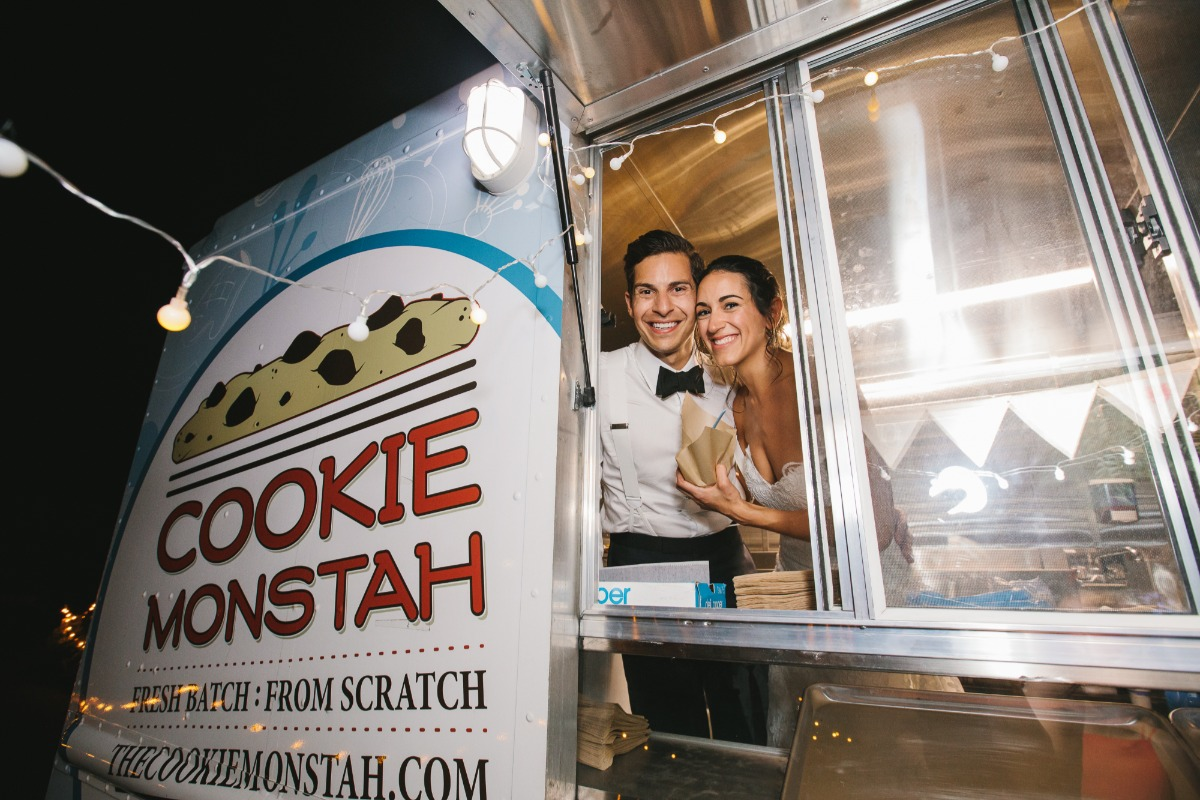 cookie monstah food truck