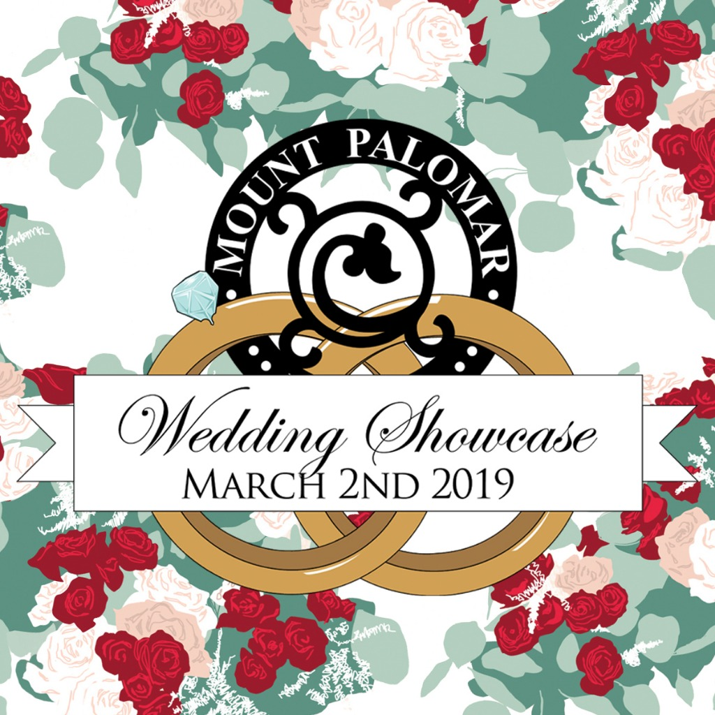 Mount Palomar Winery Wedding Showcase