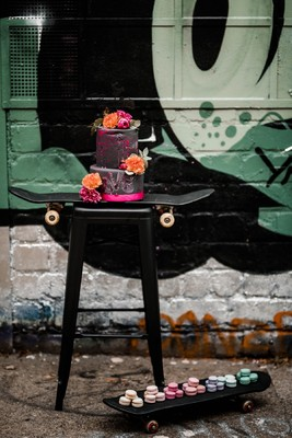 Graffiti Wedding Ideas for The Wild at Heart