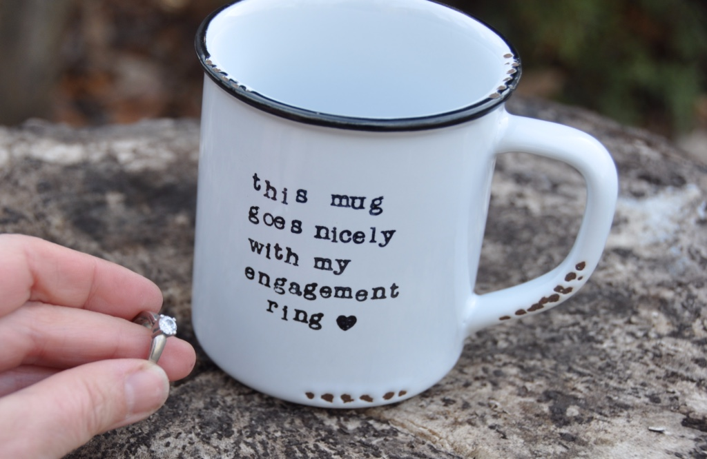 Find the perfect gifts for your wedding besties and yourself at Lace and Twig Inc...this one isn't even listed yet (it is that brand