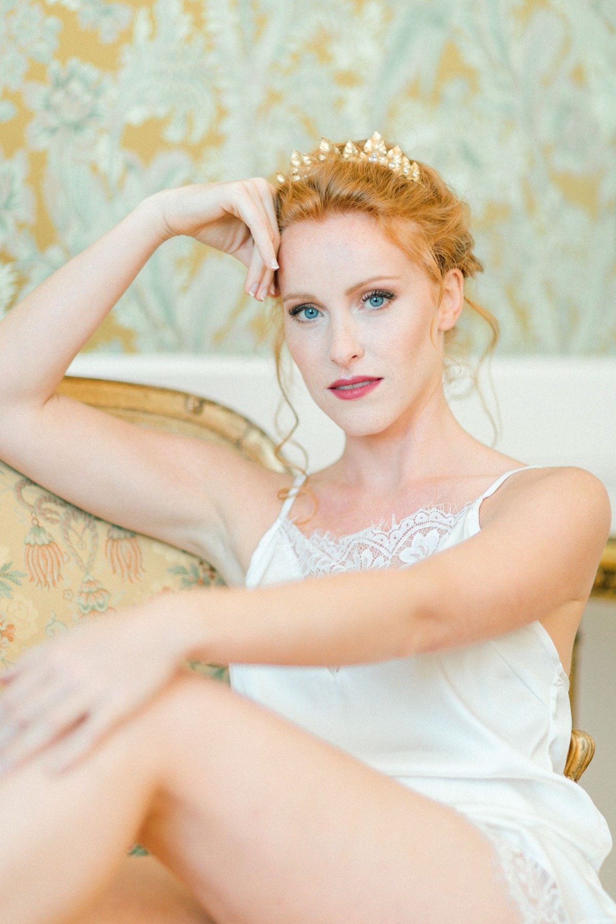 bridal style for your wedding day
