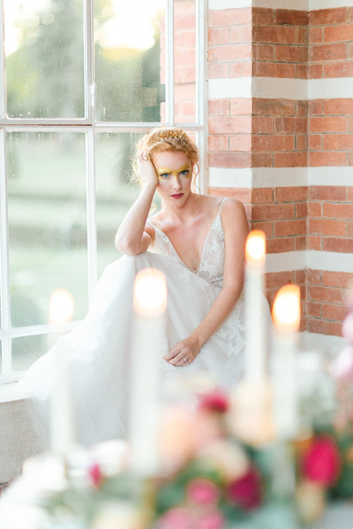 powerful bride style