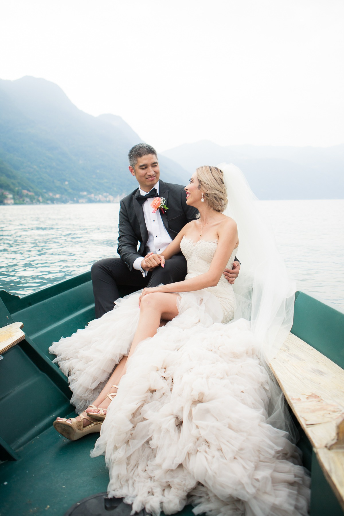 Wedding on Lake Como Italy