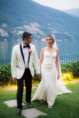 How to Have a Luxury Wedding on Lake Como in Italy