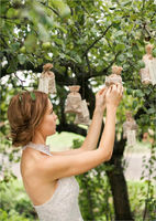 Stylish Rustic Wedding Ideas and Giveaway From For Love Polka Dots