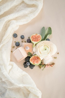 A Misty Wedding Inspiration in the Mountains