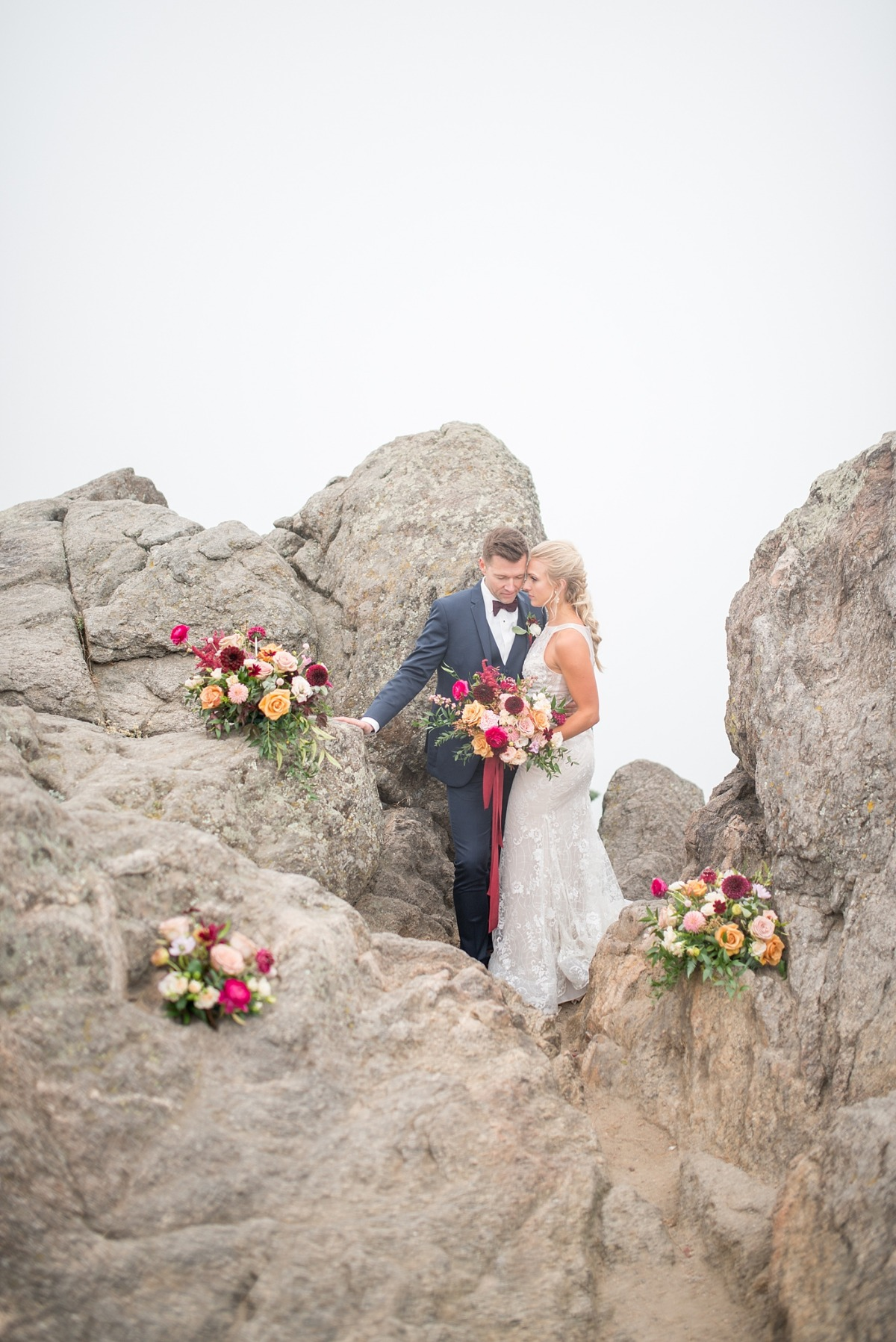 Mountain elopement idea