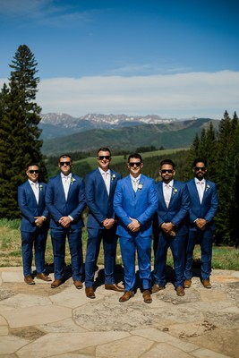 On Top of The World Wedding in Colorado
