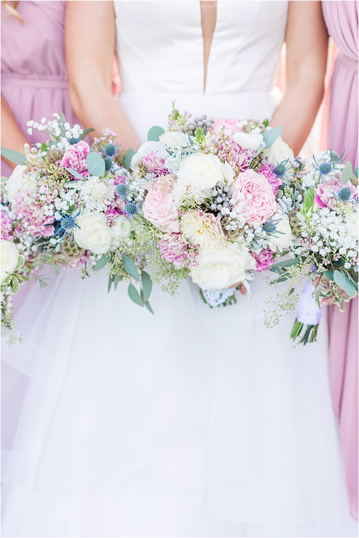 This Wedding Is All Kinds Of Pretty In Pink