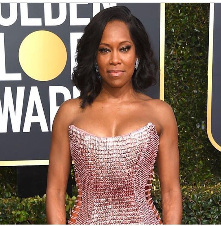 Regina King Golden Globes 2019
