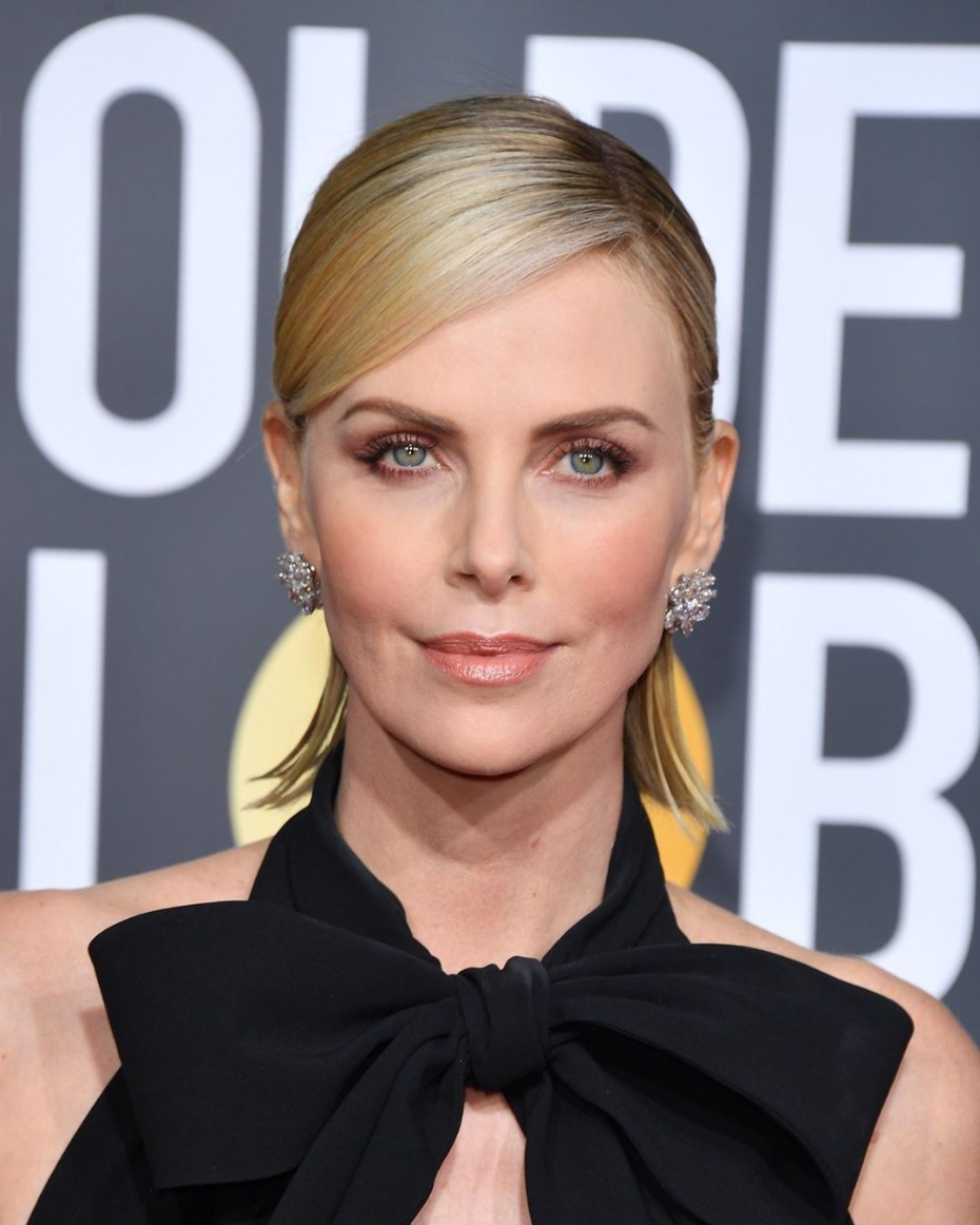 Charlize Theron 2019 Golden Globes