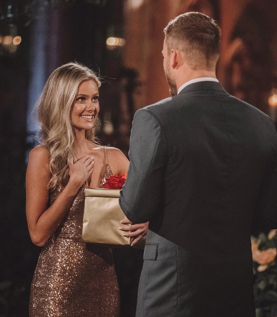 Hannah G and Colton Bachelor Premiere Night