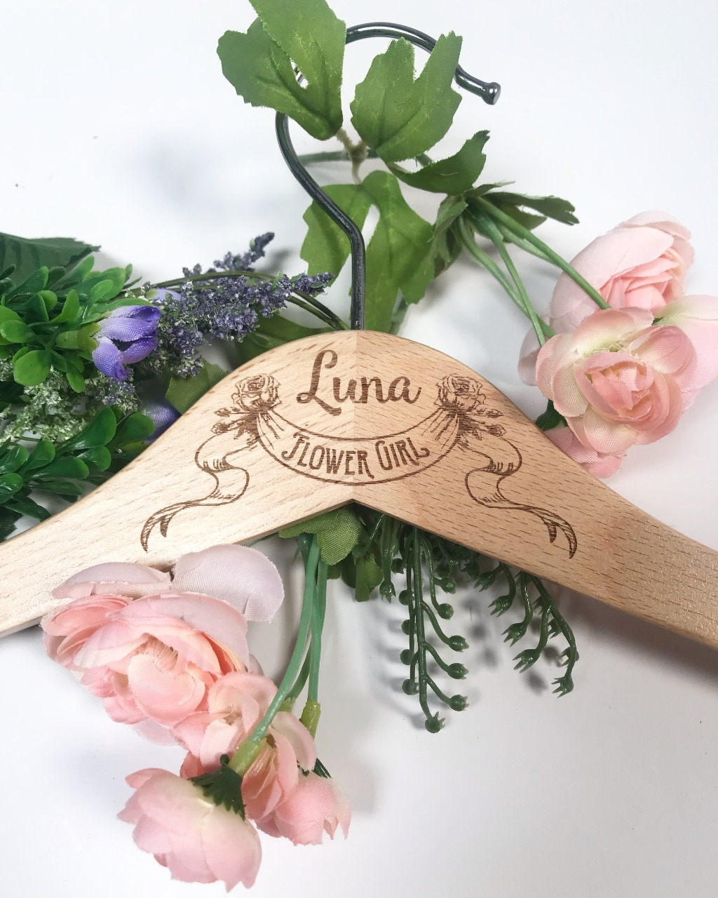 flower girl accessory, bridal party gifts