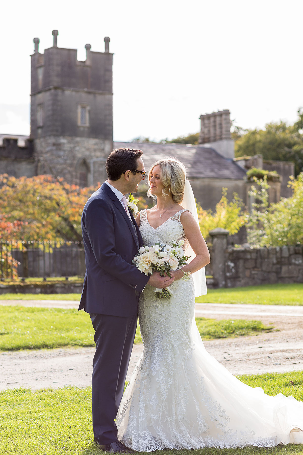 An Elegant Country Wedding Weekend At An Irish Castle