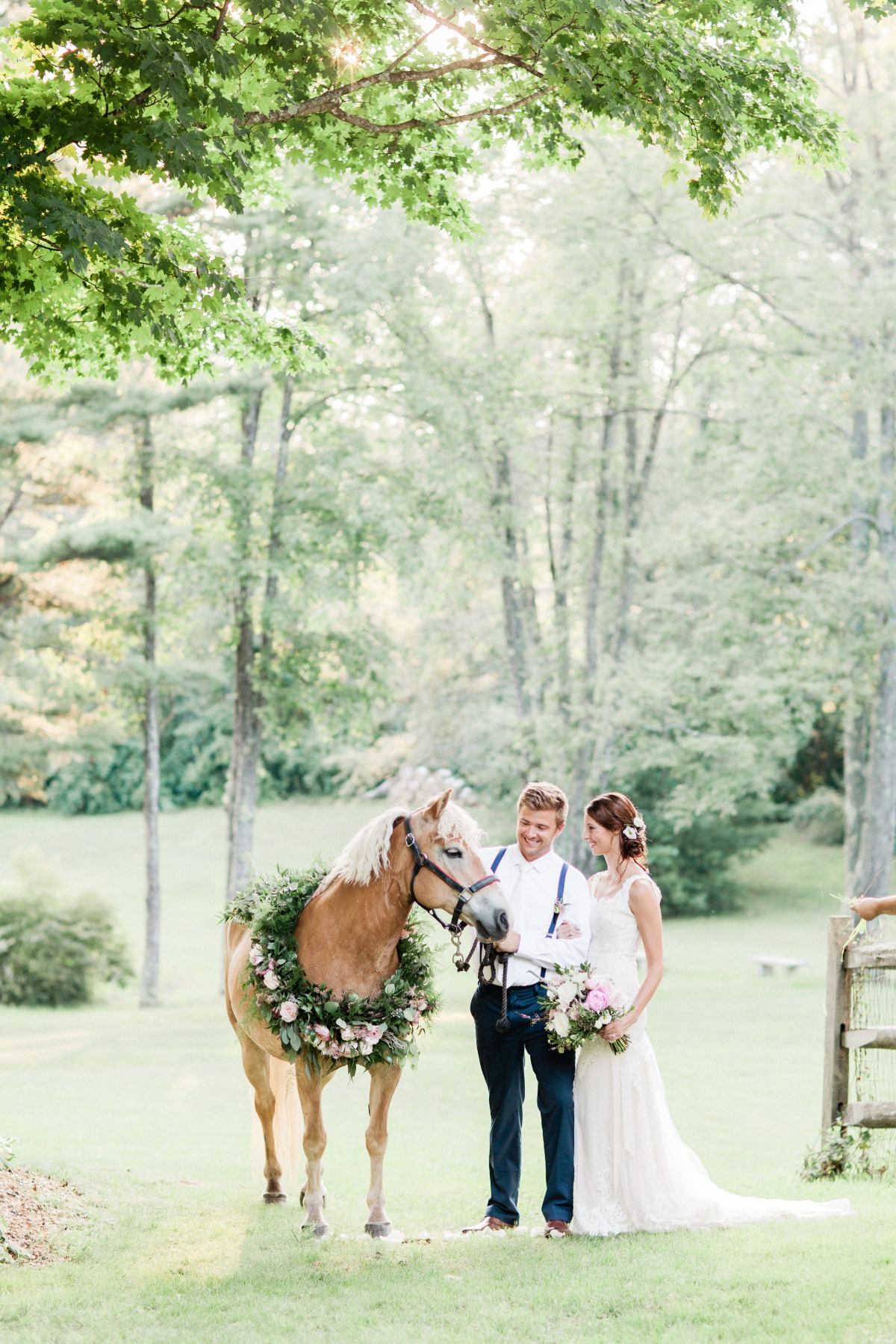derby wedding idea