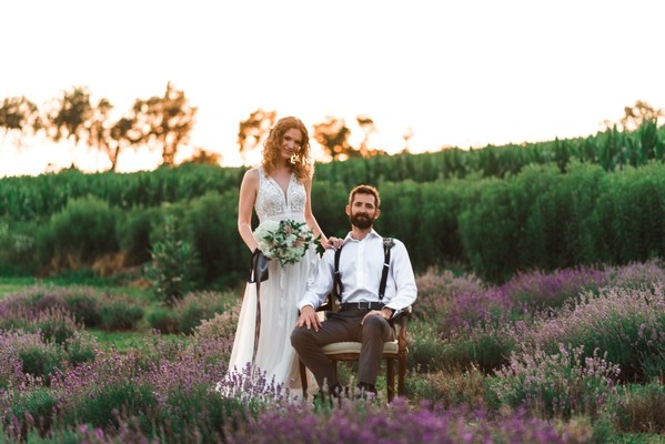 Love & Lavender French Country Wedding Inspiration