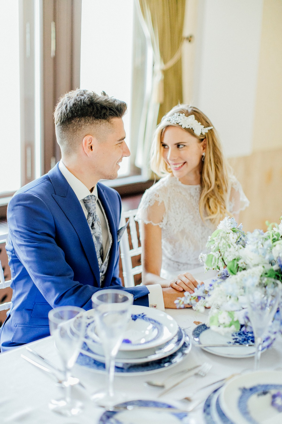 Romantic Budapest wedding inspiration