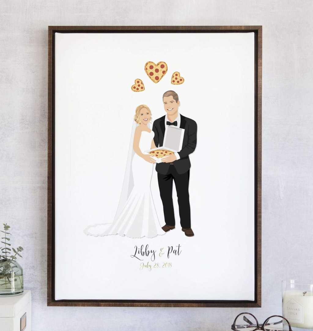 If you're seeking a guest book with a unique spin that captures the fun of your relationship, this Hobby, Theme or Geeky Wedding Guest