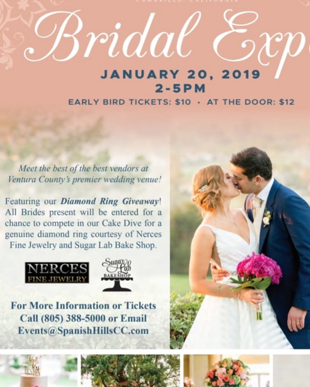 Spanish Hills Country Club Bridal Expo