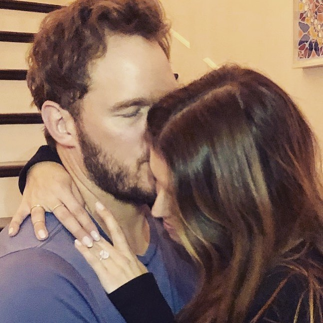 Chris Pratt Engaged to Katherine