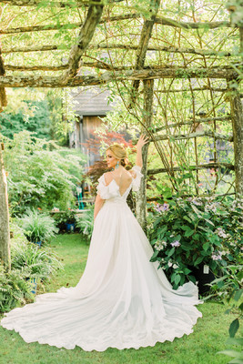 Freshly Picked Herb Farm Wedding Inspiration for Spring