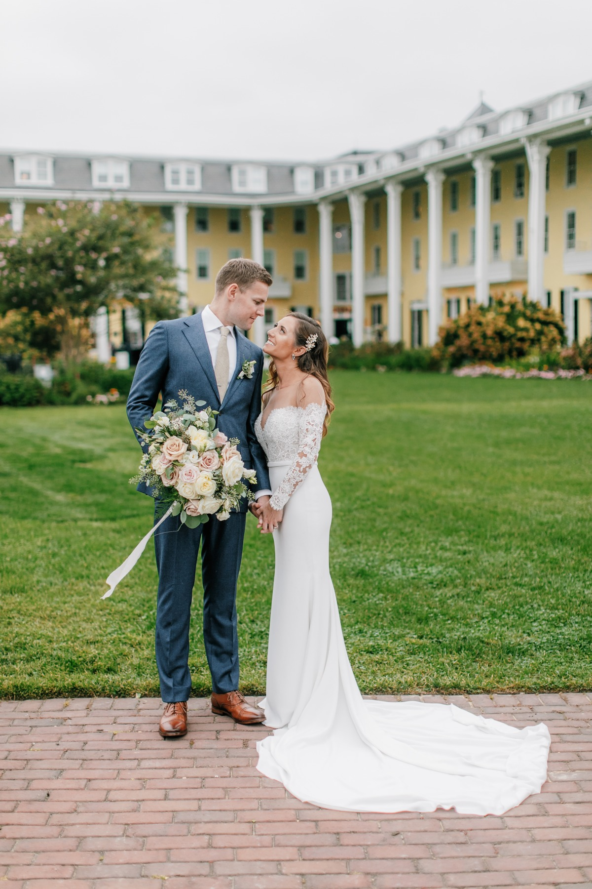 Romantic Cape May wedding