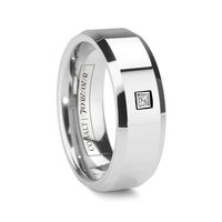 Tungsten World Engagement Rings