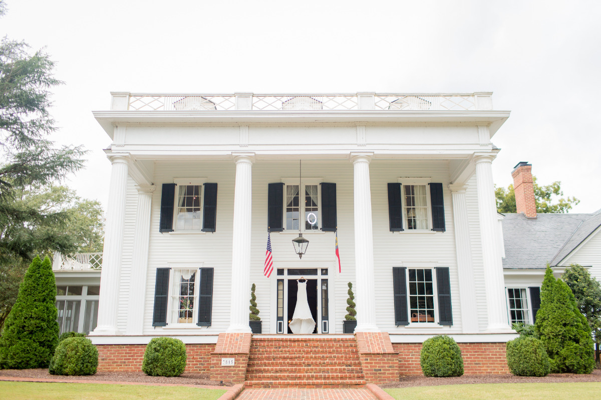 Rose Hill Plantation wedding venue