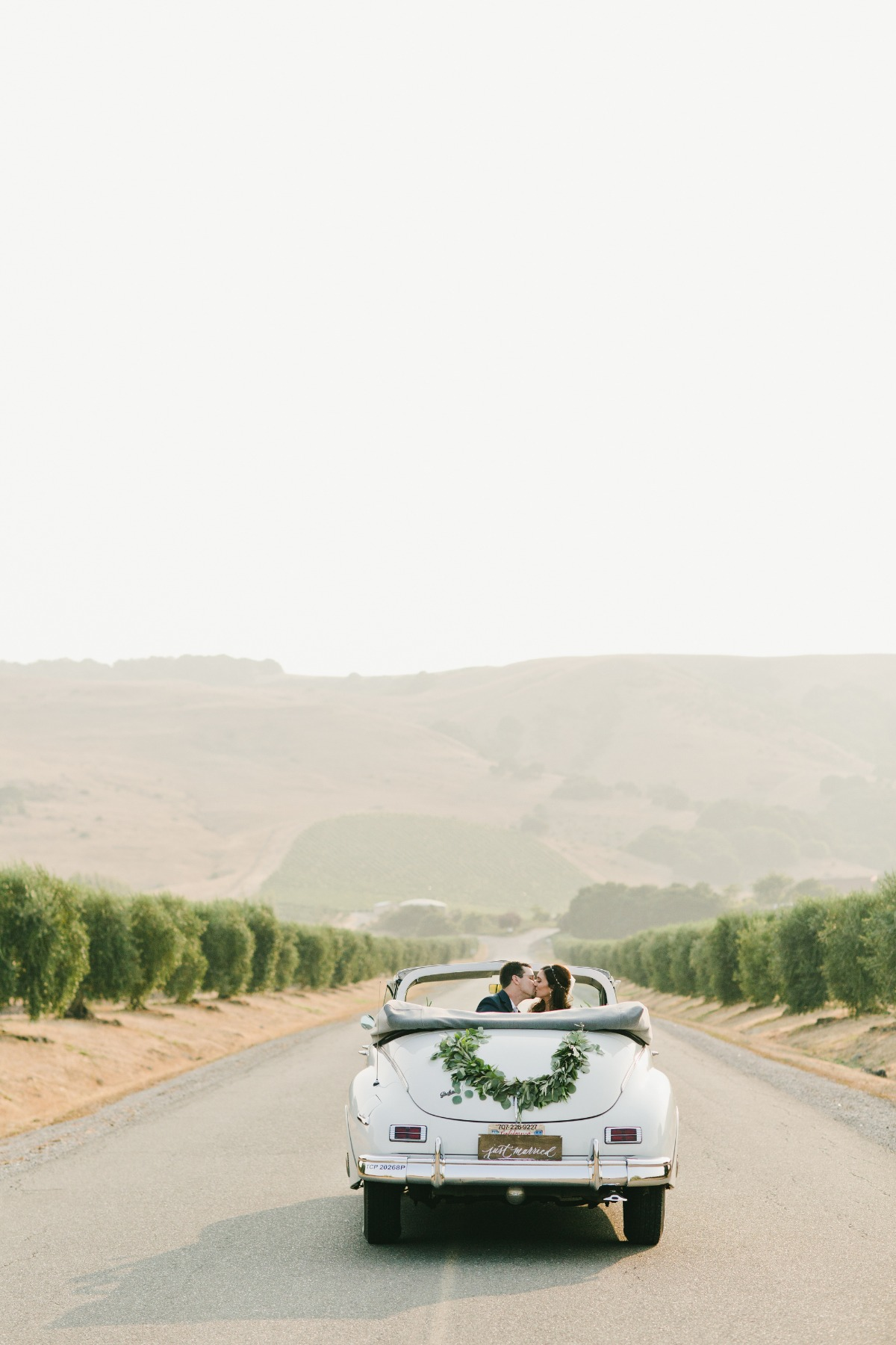 Beautiful Sonoma wedding