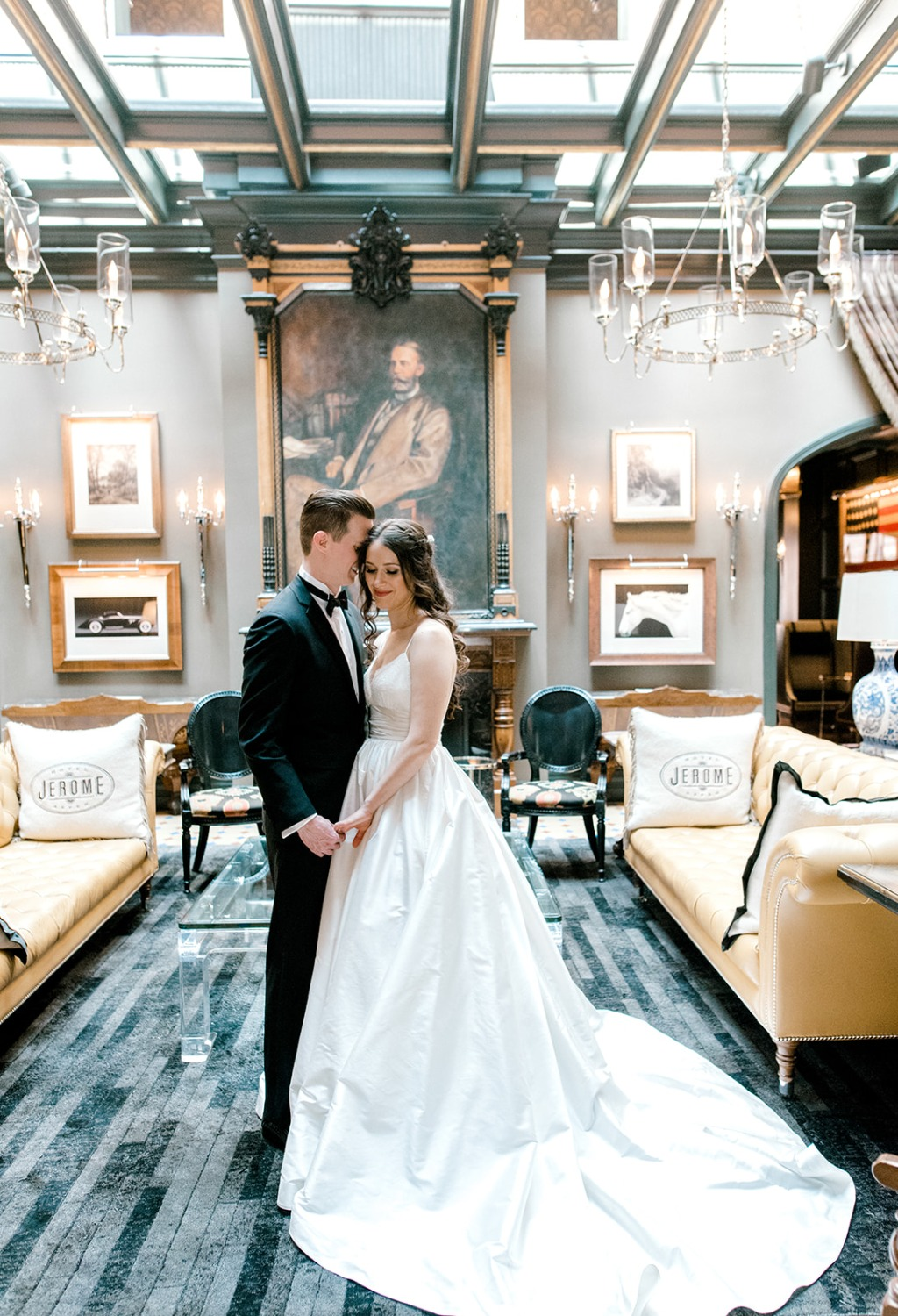 ERICA + NICK'S COLORADO WEDDING