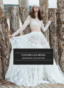 Costarellos Bridal 2016 Collection